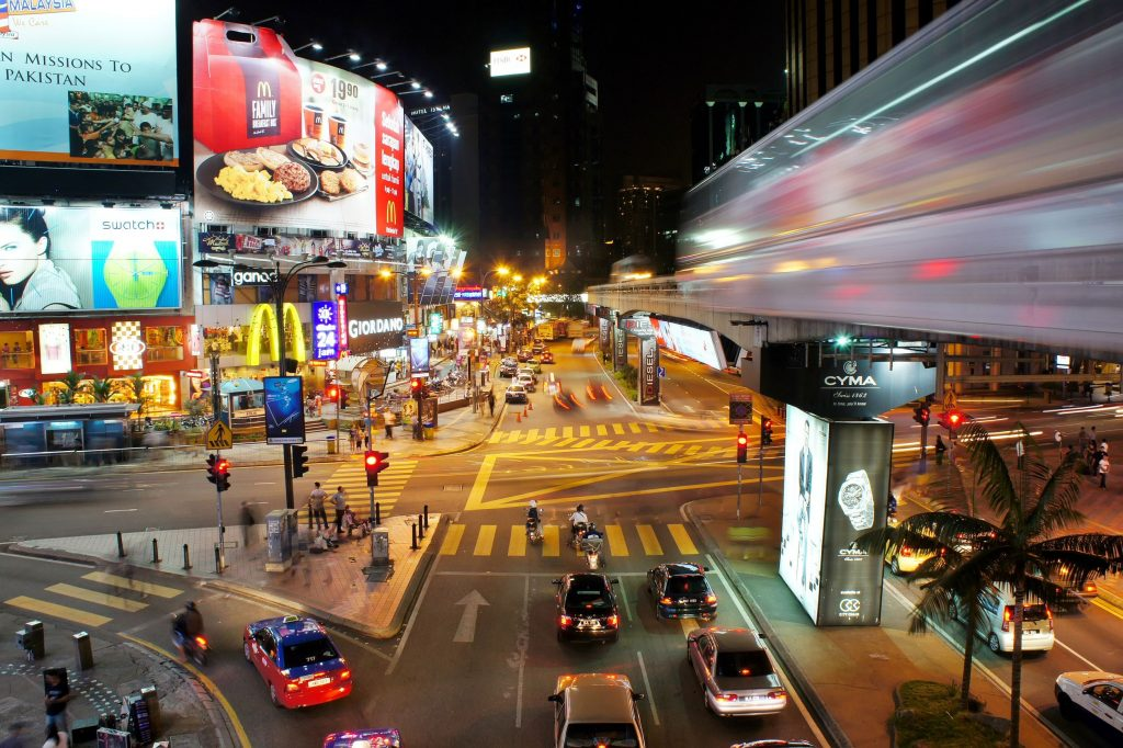 Bukit Bintang , Kuala Lumpur