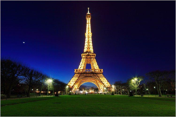 Menara Eiffel