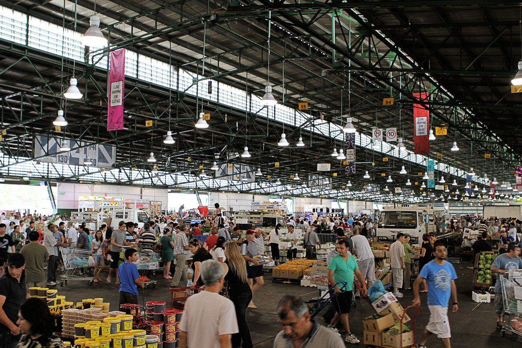 Paddy's Markets