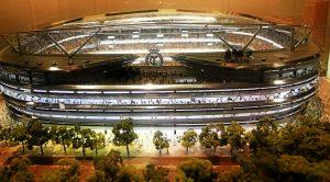 Santiago Bernabeu dan Camp Nou