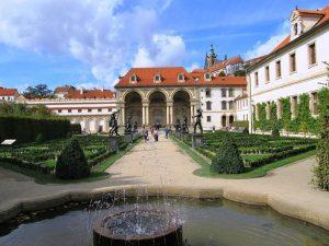 Wallenstein Palace di Lesser Town