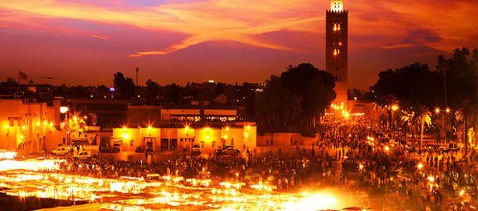 5 Tempat Wisata Di Maroko