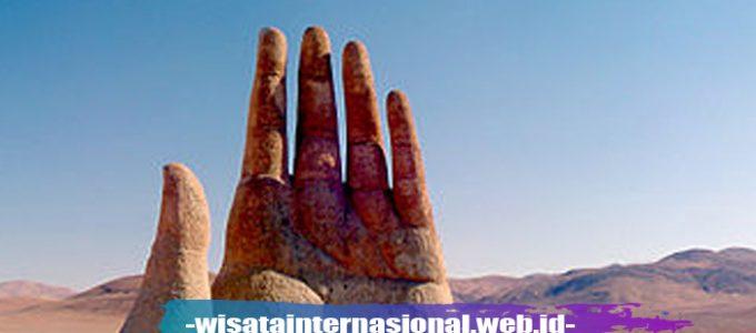 Gurun Atacama di Chile