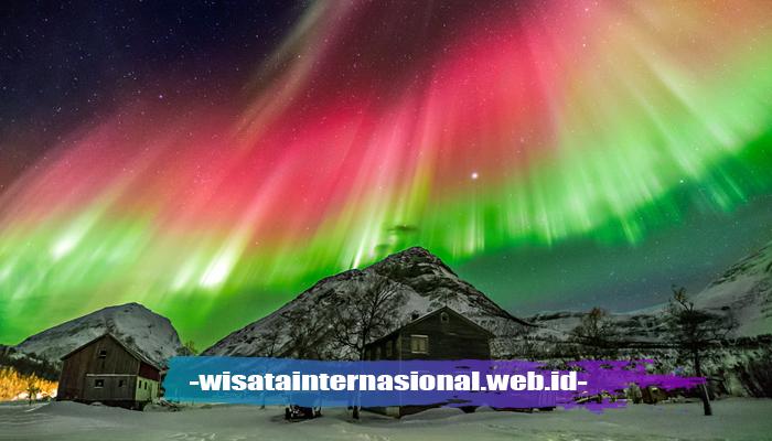 Menikmati Aurora di Norwegia