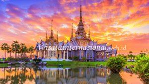 Beberapa Tempat Romantis Negara Thailand