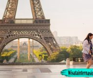 Mana Saja Tempat Romantis Di Paris