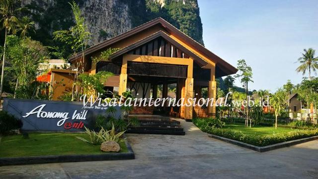 Wisata Pantai Ao Nang Dengan Hotel Romantis