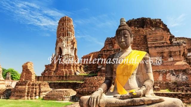 Wisata Tempat Bersejarah Di Negara Thailand