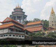 Mengenai Keindahan Bangunan Kuil Kek Lok Si Penang