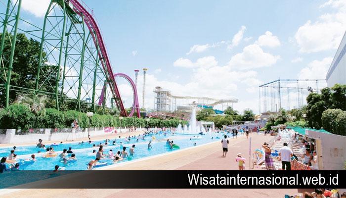 Destinasi Kolam Renang Atau Waterpark Di Jepang