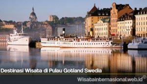Destinasi Wisata di Pulau Gotland Swedia