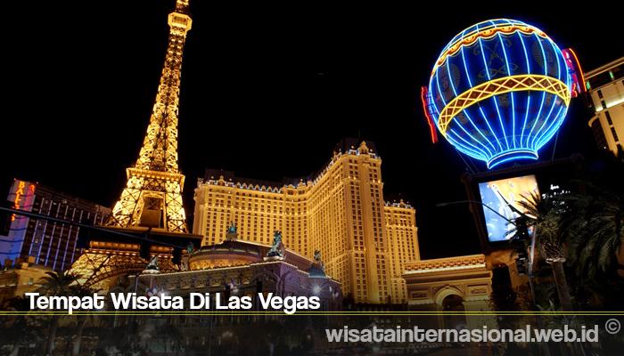 Tempat Wisata Di Las Vegas
