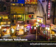 Museum Ramen Yokohama
