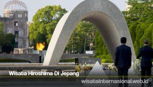Wisata Hiroshima Di Jepang