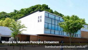 Wisata Ke Museum Pencipta Doraemon