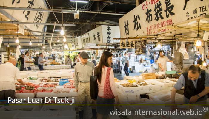 Pasar Luar Di Tsukiji