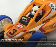 Mini Bar Pecinta Mini 4WD