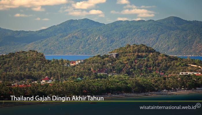 Thailand Gajah Dingin Akhir Tahun