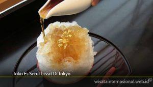 Toko Es Serut Lezat Di Tokyo