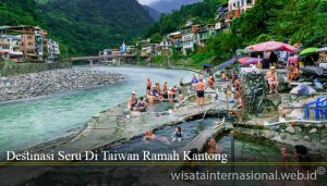 Destinasi Seru Di Taiwan Ramah Kantong