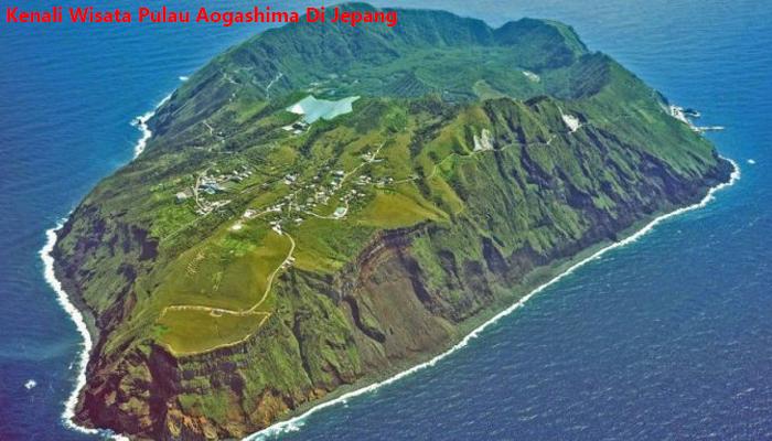 Kenali Wisata Pulau Aogashima Di Jepang