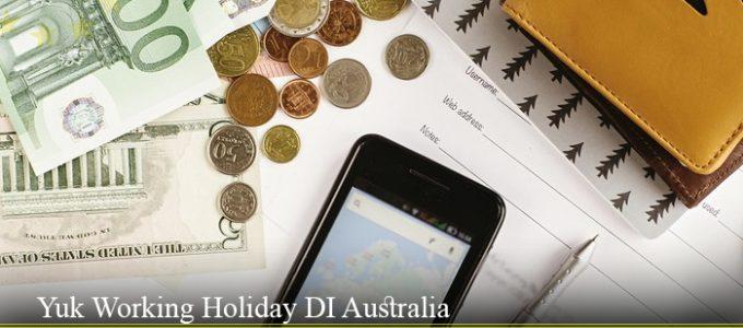 Yuk Working Holiday DI Australia