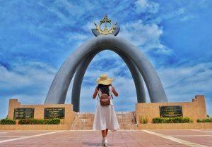 2. Wisata Brunei Kampong Air