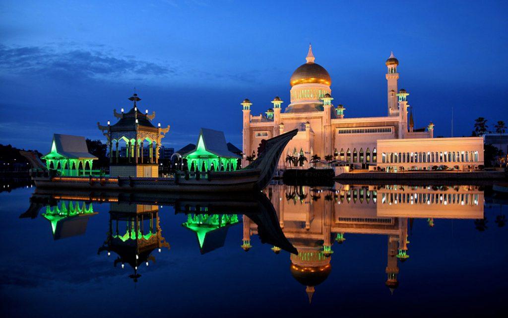 Masjid-Omar-Ali-Saifuddin