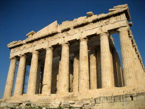 Parthenon-Yunani