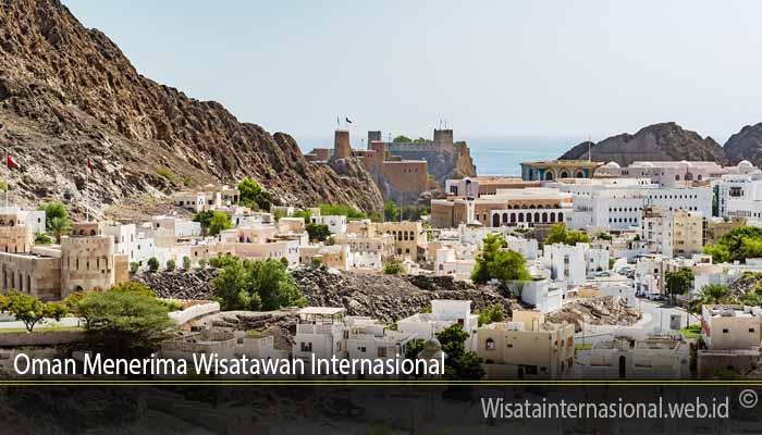 Oman Menerima Wisatawan Internasional