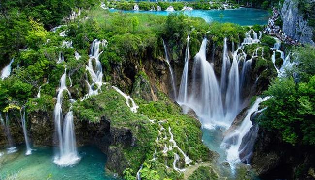 Danau Tercantik di Dunia