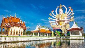 Destinasi Tempat Wisata di Thailand